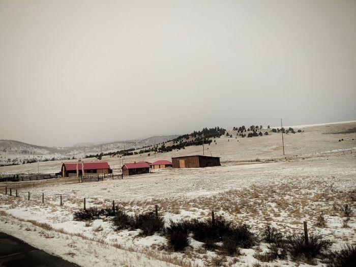 Barn Fields
