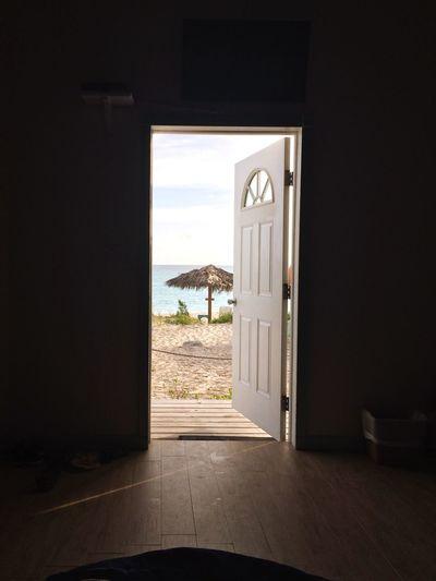 Door to another