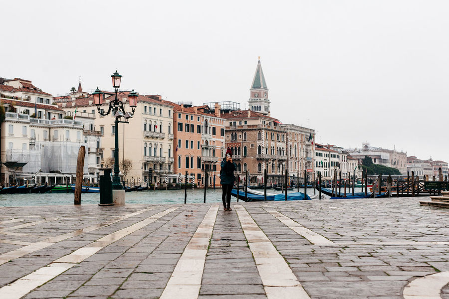 Adult Adults Only Architecture Building Exterior City City Break Cultures Day Gondola - Traditional Boat Gondolier Men Outdoors People Place Of Worship Sky Town Square Travel Travel Destinations Mobile Conversations Your Ticket To Europe