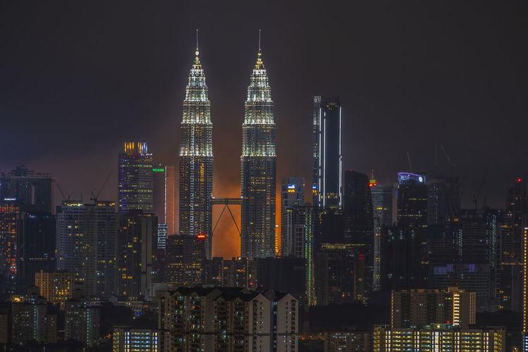 A scene Kuala