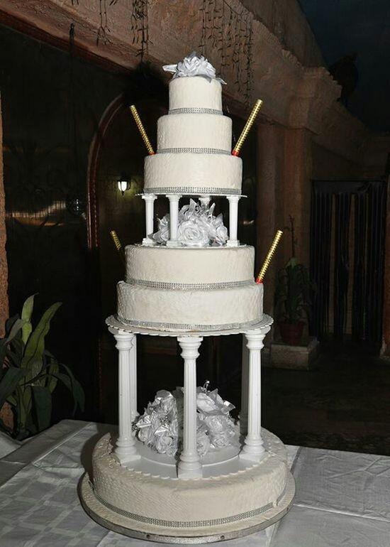 Party Cake Wedding Cake Night Love♡ Beautiful Day Syria  Latakia  Elegant
