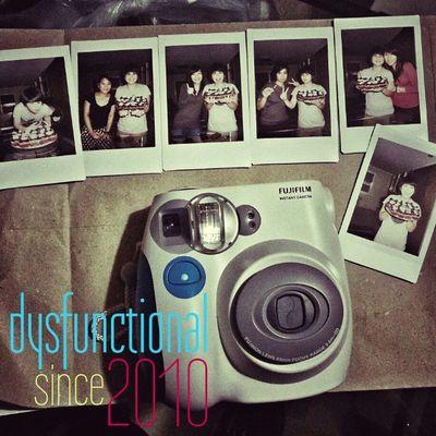 Dysfunctionalfamily Instax Instax7s Polaroid goodtimes @nirailu @jonemarie @tinisyay @icarys