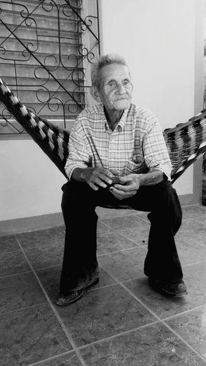 Grandpa Blessyou Loveyou Blackandwhite Photography Leyend 87th
