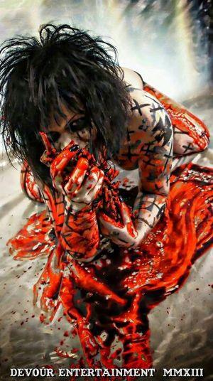 Blood Horror Gorey Devour Entertainment