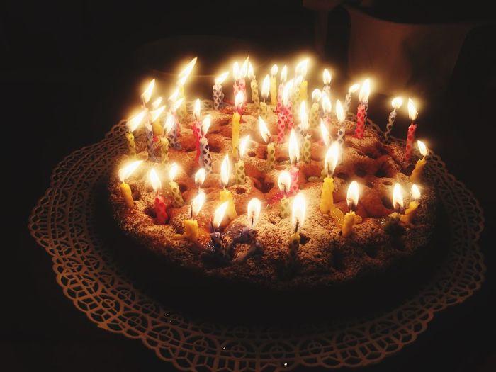Happy Birthday Cake♥ Candle