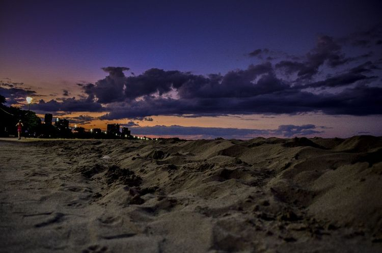 Summer nights Lakemichigan Nikon Lightroom5