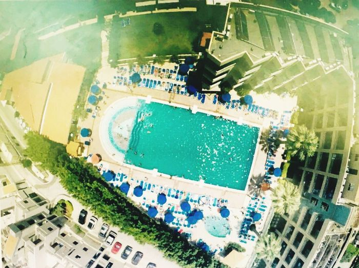 Flying High San stephano Resort - Lebanon - Batroun City Outdoors Green Color Aerial View Building Exterior