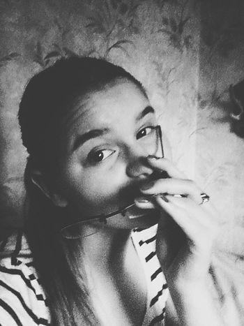 Good Morning! Selfie ✌ Lutsk Lifestyle Ukraine Moments Happy Time Hi! That's Me Photographic Memory Enjoying Life Taking Photos Morning Beautiful Girl Luts'k Black And White Portrait Self Portrait People Of EyeEm