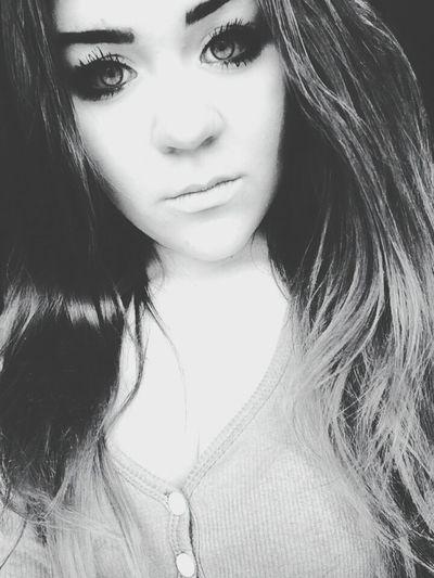 Extra Dark Eyes Today That's Me Hi!