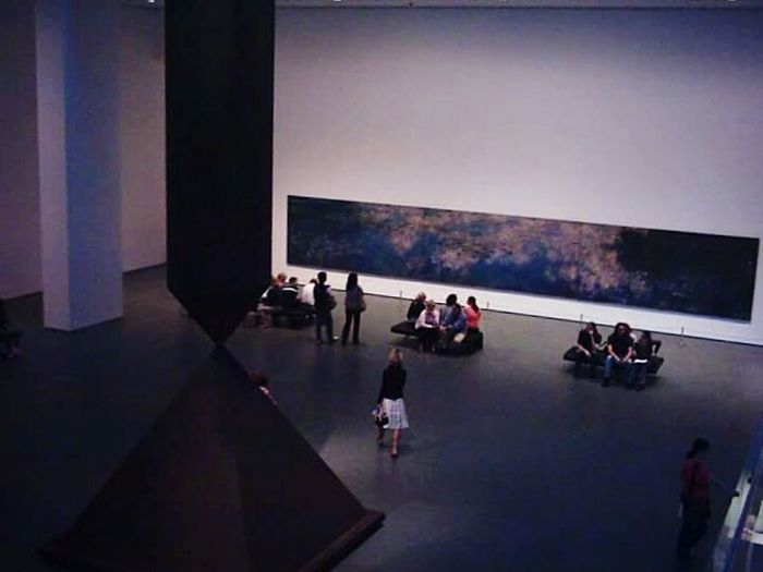 NYC Moma Moma N.Y. MoMA New York Nycphotography NYC Photography The City People Of New York Monet New York City Manhattan