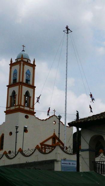 Veracruz, México Voladores De Papantla Streetphotography Vacation