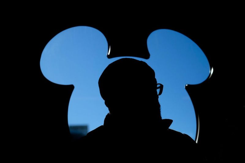 Find the hidden Mickey Silhouette Men Adult Only Men One Person One Man Only An Eye For Travel