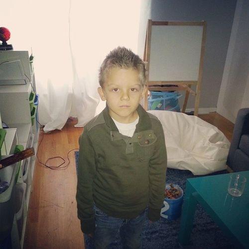 Min lilla Snygging Kid Blivandehj ärtekrossare