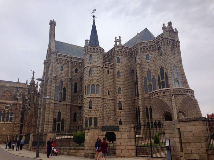 ~ Astorga ~ Palacio Gaudí Architecture Astorga Gaudì Architecture Work