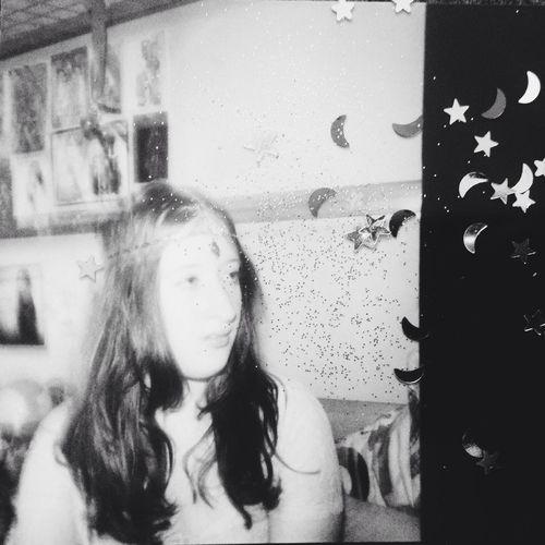 moonprincess 2 Portrait Blackandwhite Analogue Photography