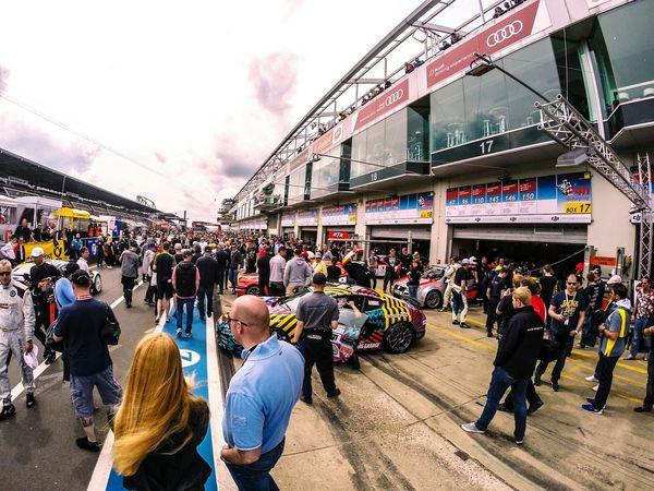 Nurburgring Race 24h Race Racing 24h Race Day
