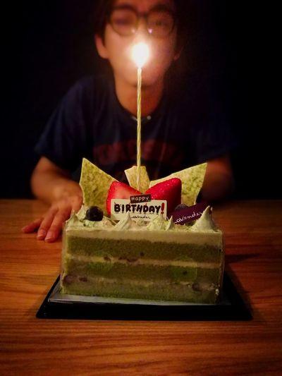 birthday, cake,
