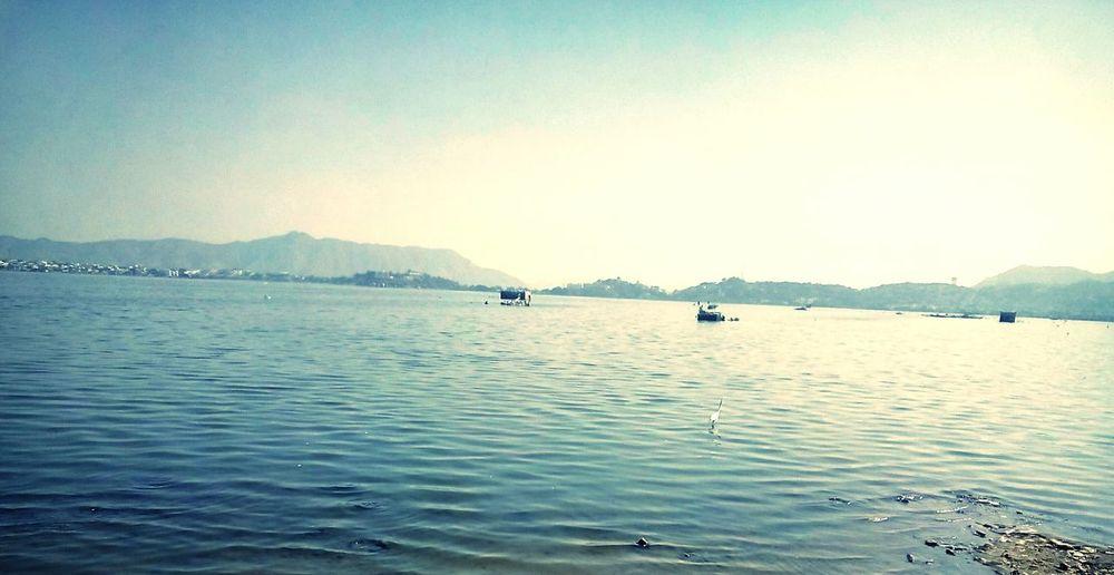 Anasagar Lake, Ajmer Mobile_photographer Ajmersharif