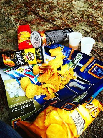 Pringles Pringles 😍 Nature Scharf Spicy Food Juice Saft  Donau Water Wien Fluss Donauinsel Donaukanal Spazieren Gehen  Donaufluss Beauty In Nature Neudonau Österreich Love ❤ Food♡ Junk Foods Chips Potatoes Bravo Hofer