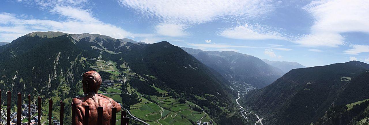 Panoramica desde el Mirador Roc del Quer, Andorra🇦🇩 Mountain Cloud - Sky Beauty In Nature Throughmyeyes Andorra Enamora Vistas Por La Mañana Excursion Day Mountain View DescobreixAndorra Mirador Hidden Places Pano Paisdelspirineus Panoramic Photography Turisme Andorra Nomiresparaabajo Ordino
