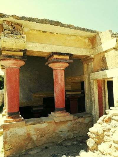 Knossos Palace Knossospalace Architecture Old Buildings Old Architecture Old Arts Building Ruins Architecture Ruins Crete Crete Greece Creek Antique