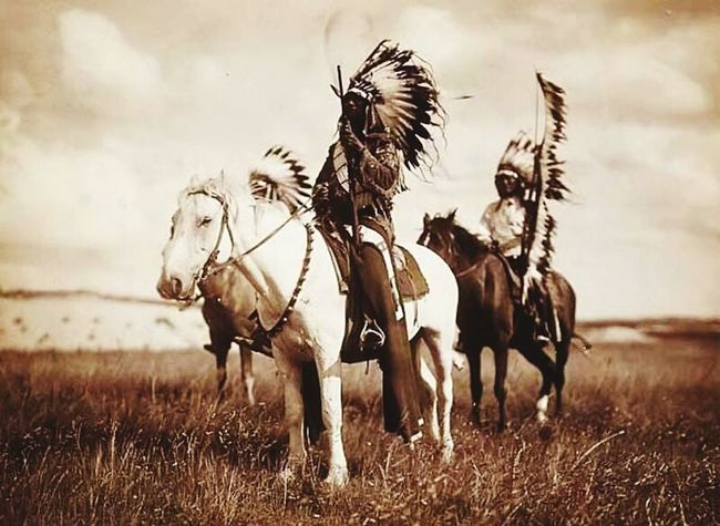 Lakota Sioux My People History Native Pride Chief