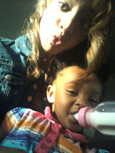 Tiarassss Baby. I Love Her.