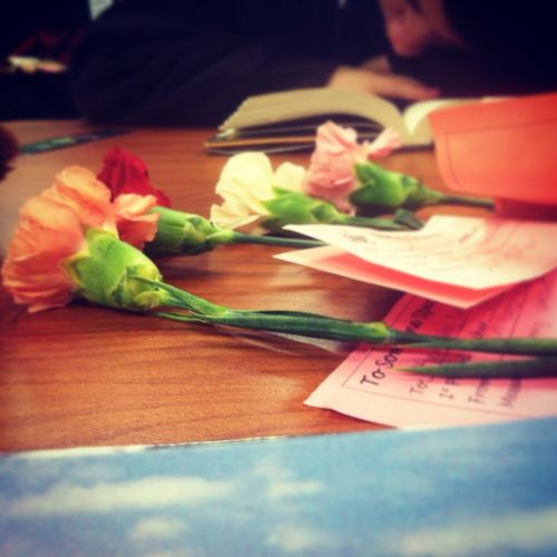 My Valentines Flowers /.\