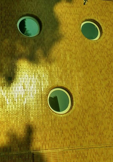 Astonished Circle Close-up Day Face Hello Hole No People Textured  The Architect - 2017 EyeEm Awards