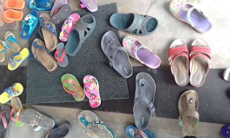 Kindergarten Variation Large Group Of Objects No People Fashion Day Indoors  Multi Colored Close-up EyeEmNewHere Shoes ♥ Shoes Shoes Of The Day Shoeselfie Shoeslover Shoes For Today Shoegame Shoe Love Shoeshine
