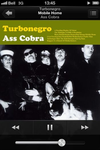 What Are You Listening To? Norway best band , Turbonegro