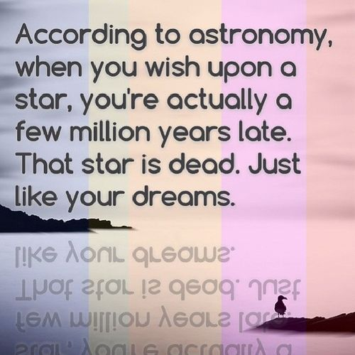 Star Whenyouwishuponastar Wish Dreams hope late quotes sayings lifequotes textgram instaquote thoughtslife living creation lessonscomments TagsForLikes TFLers tweegram quoteoftheday igers instagramhubinstadaily true instamood words