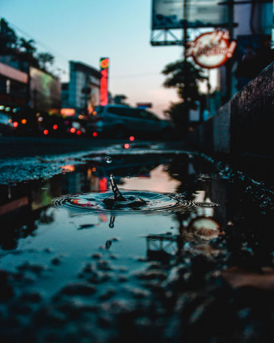 City Water Land