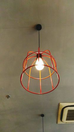 Captured this beautiful thing in a restaurant 😇Hanging Lighting Equipment Sport Low Angle View Red No People Illuminated Indoors  Nature Day Beautifully Organized Symetric EyeEm Best Edits Soothing To The Soul Check This Out Rays Of Light What Buyers Want at Pune India
