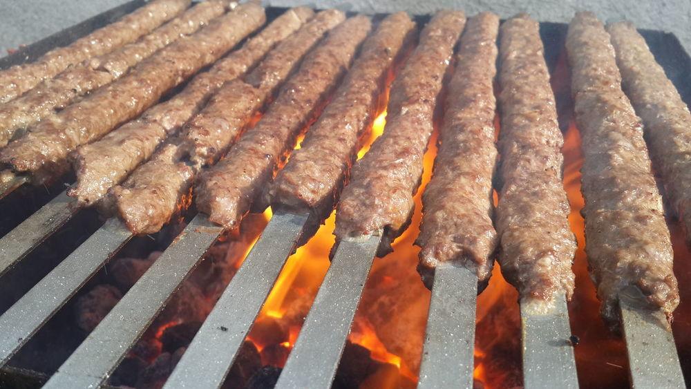 Food Photography Food Kebab Turky