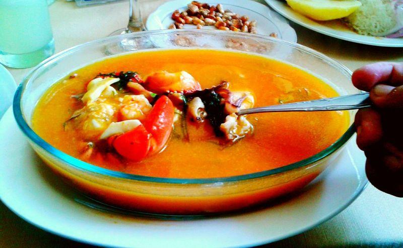 Food Porn Awards Parihuela Mariscos Seafoods Peruvian ☺ Comida Peruana