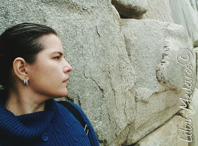 Adults Only One Person Only Women Cusco, Peru Peru Viagem Reflexão  Paisagem People Selfie ✌ History Vacations Machu Picchu - Peru