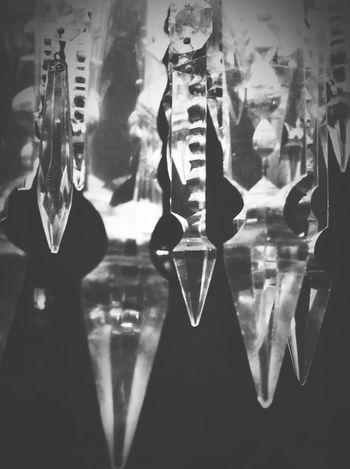 Blackandwhite Kristal Art