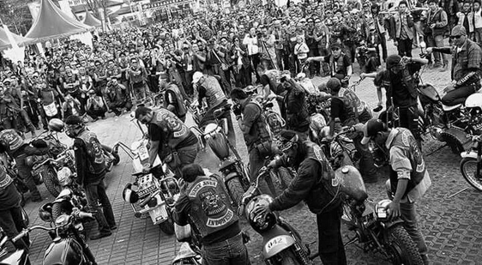 Let's Go... Bikers Brotherhood Mc 1% Motorcycle Club INDONESIA Enjoying Life Creative People Hello World Brotherhood Forever Forever Brotherhood I Love It ❤ Brotherhood