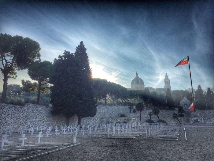 Cimitery Poland