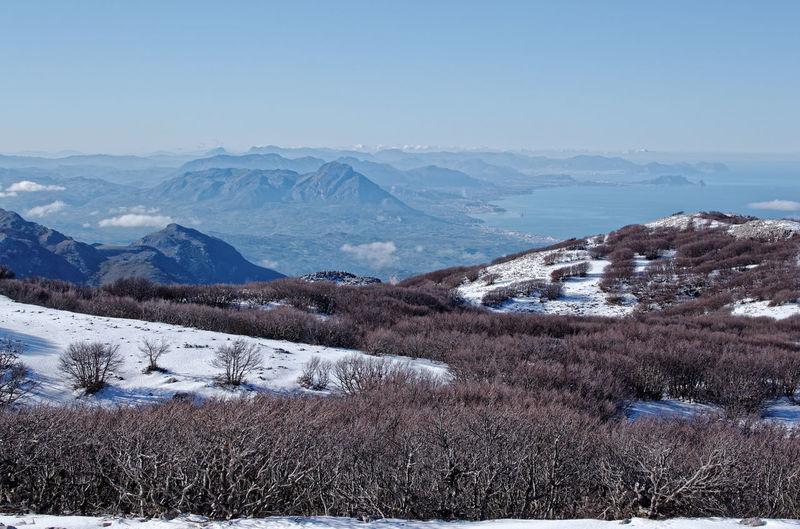 Sicily Mountain