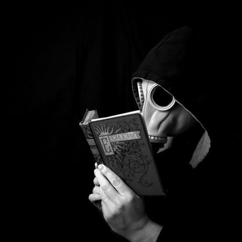 Enrich Your Life through Reading... Shootermag AMPt_community EyeEm Bnw Portrait