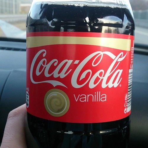 Smako łyki Coca Cola Vanilia tak pysznie ceska republica polska nie ma takich dobroci
