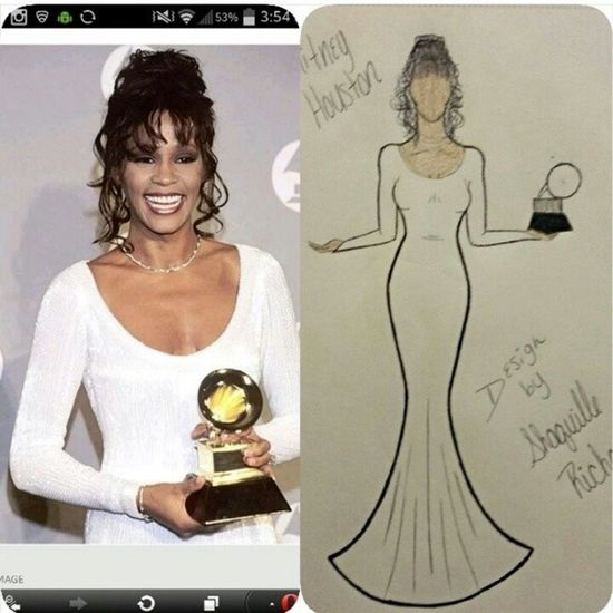 Here is a throwback drawing I did of ?Queen Whitney? a few months ago. Whitneyhouston Nippy Fashion F4F fashionillustrator fashionillustration followforfollow follow4follow celebritystylist celebstylist instamood iphonesia igdaily instadaily instagood illustration artist art beautiful picoftheday photooftheday love throwback iwillalwaysloveyou 90s musician