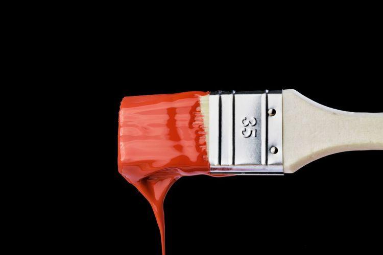 Brush it! Red