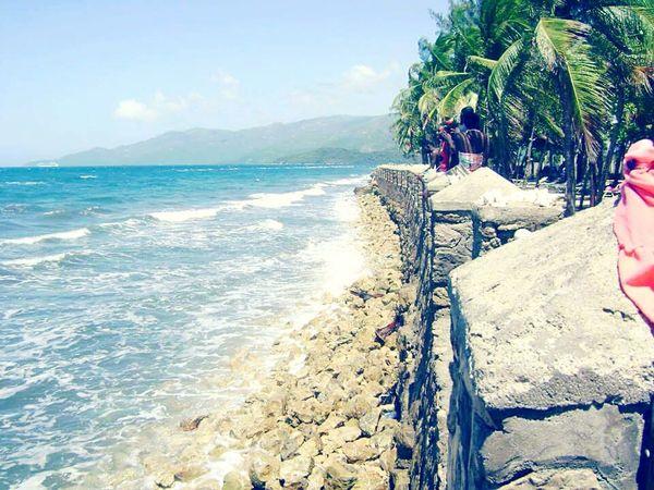 This Is Haiti Haiti Mission Trip Missing Haiti Cap Haitien Beautiful Blue Beach Ocean Waves