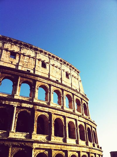 Colosseum Rome Italy Colosseo Circomassimo Gladiator Home sweet home Battle Of The Cities