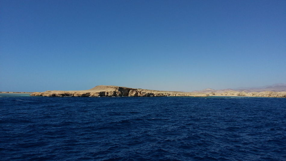 Blue Clear Sky Day Nature No People Ras Mohamed Egypt Red Sea Water