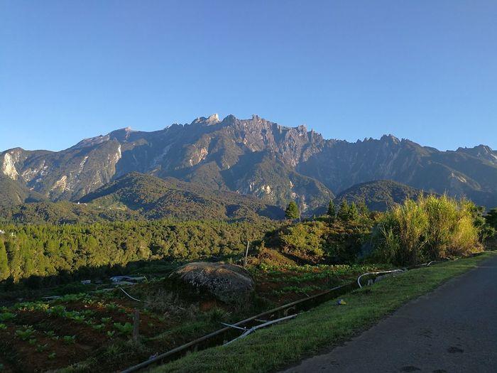 Mount Kinabalu,