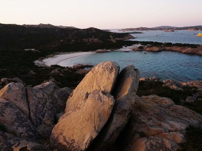 Budelli Island, La Maddalena Archipelago Nature Landscape Beauty In Nature Outdoors Vacations Water Sunset No People Sky Beachphotography Beach View Beach Sunset Budelli Island Scenics Sunset_collection Sardinia Sardegna Italy  Sunnertimes